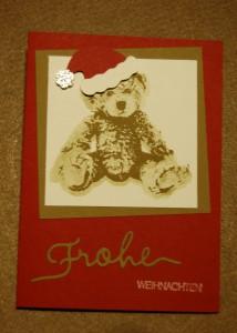 Weihnachtskarten 2016